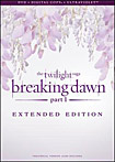 BReaking Dawn - Part 1 extended edition
