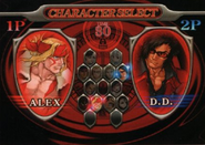 Character Select