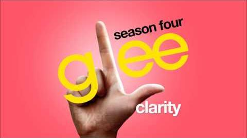 Clarity - Glee Cast HD FULL STUDIO
