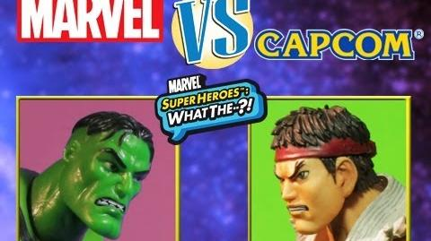 Marvel Super Heroes What The--?! Marvel vs. Capcom!