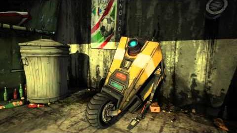 Borderlands 2 - Claptrap Web Series Season 2, Ep. 2-0