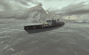Osa-II missile boat Seatown MW3