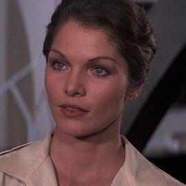 Holly Goodhead (Lois Chiles) - Profile