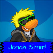 Jonah simms icon!