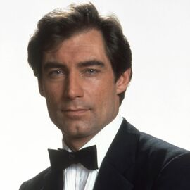 James Bond (Timothy Dalton) - Profile