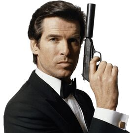 James Bond (Pierce Brosnan) - Profile