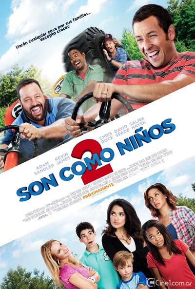 Son Como Niños 2 [2013] [TS-Screener] Latino