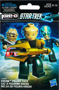 Hasbro Star Trek Kre-O Kreon blind box
