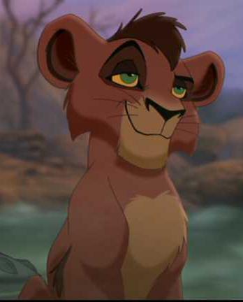 mi personaje kung Kovu