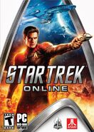 Star Trek Online cover