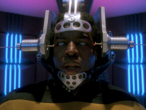 Geordi brainwashing