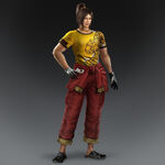 Ling Tong Job Costume (DW8 DLC)