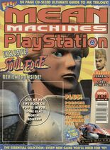 Mean Machines PlayStation Issue 5
