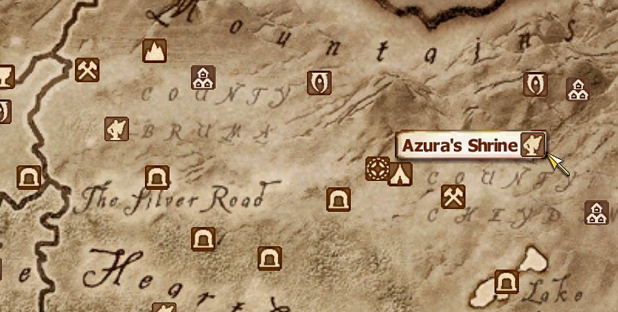 Shrine of Azura (Oblivion) - The Elder Scrolls Wiki