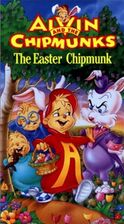 A&TC The Easter Chipmunk VHS