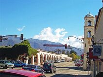 Ojai - Bell tower and campanile