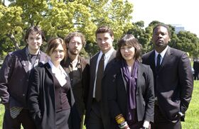 Season 1 cast