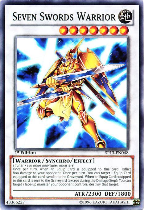 Seven Swords Warrior