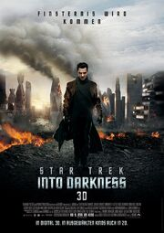 Star Trek Into Darkness Teaser-Poster 2