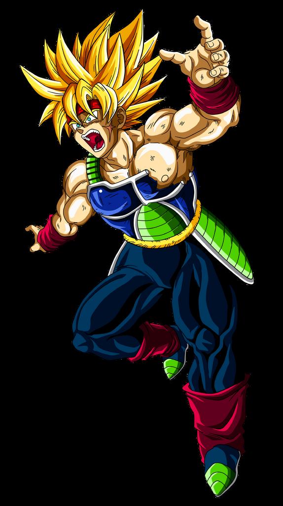 Imagen - Bardock ssj by ameyfierra-d5axvrm png - Dragon Ball Fanon    Bardock