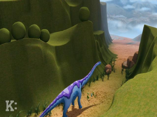 Dinosaur Train Apatosaurus Image - Mossy H...