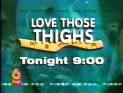 WBRC-TV FOX 6 Loves Those Thighs promo November 1997