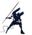 Eva 00 throwing Longinus Spear.png
