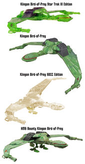AA Klingon Bird-of-Prey