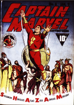 Captain Marvel Adventures Vol 1 6