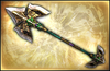 Double-Edged Trident - 5th Weapon (DW8)