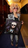7-21-09 Receives Golden Record 001