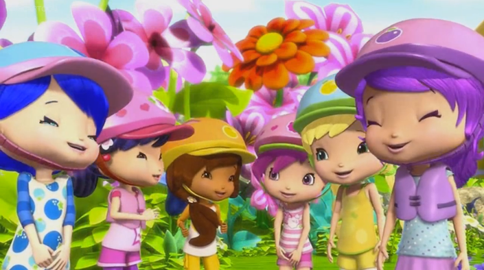 ... of season 3 of Strawberry Shortcake Berry Bitty Adventures . It is