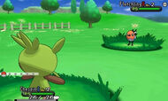 Chespin VS Fletchling
