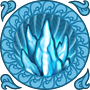 Heroes VI Ice Shards Icon