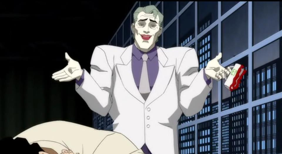 Joker (The Dark Knight Returns) - Villains Wiki - villains ...