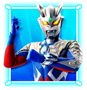 Ultraman Zero. normal