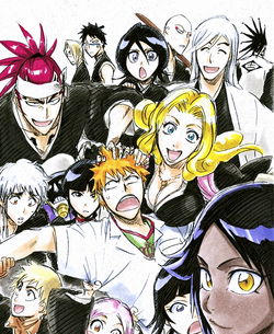 Bleach Gang