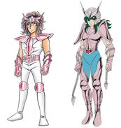 Andromeda Saint Shun