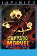 Captain Marvel Vol 7 15 Textless