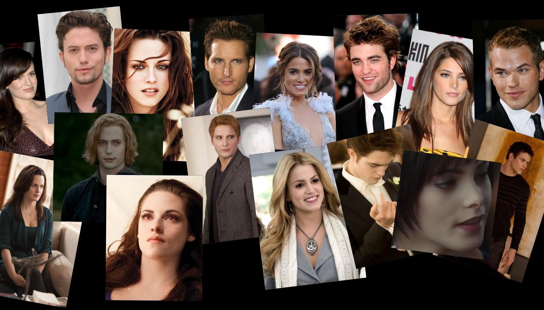 Actors in the movie twilight