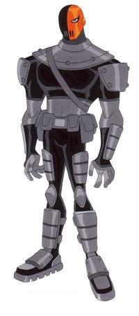 Bad Guys Teen Titans Is 97