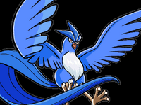 Articuno Pokmon Ranger 3