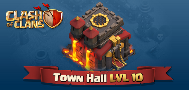 Town Hall lvl 10 SP 17052013