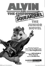 The Squeakquel The Junior Novel Book Illustration