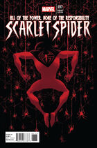 Scarlet Spider Vol 2 17 Variant