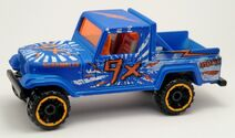 Jeep Scrambler-2013 078 Blue