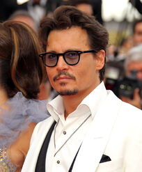 Johnny depp rayban wayfarer