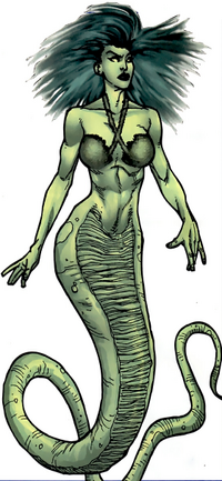 Llyra Morris (Earth-616) from X-Men Phoenix Force Handbook Vol 1 1
