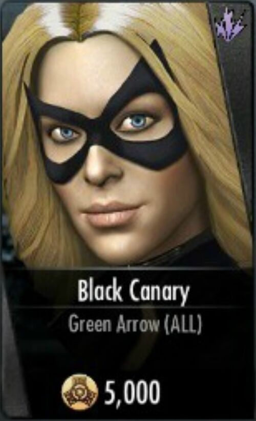 Black Canary - Injustice:Gods Among Us Wiki Nightwing Injustice Comic