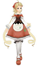 Cosplay Research ~Polka (Eternal Sonata)